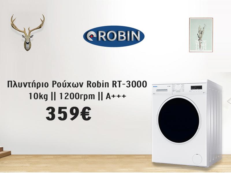 Robin RT-3000 10kg