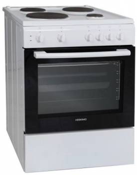 Κουζίνα Eskimo ES 4070 W (TR) Λευκό A